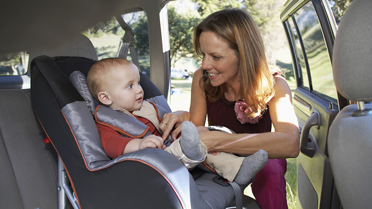 Child Car Seat (Financial Aid)