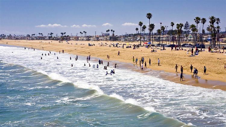 Newport Beach Trip