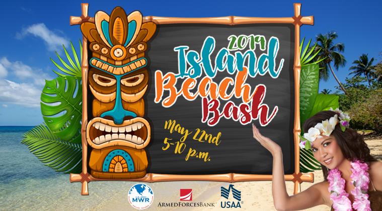 Island Beach Bash