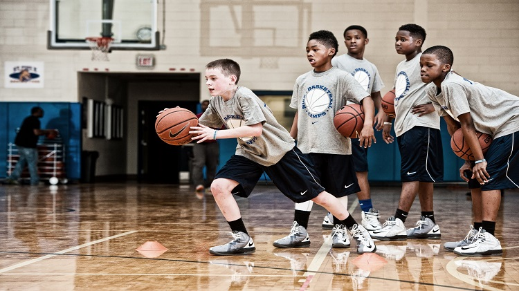 Basketball Camp Enrollment