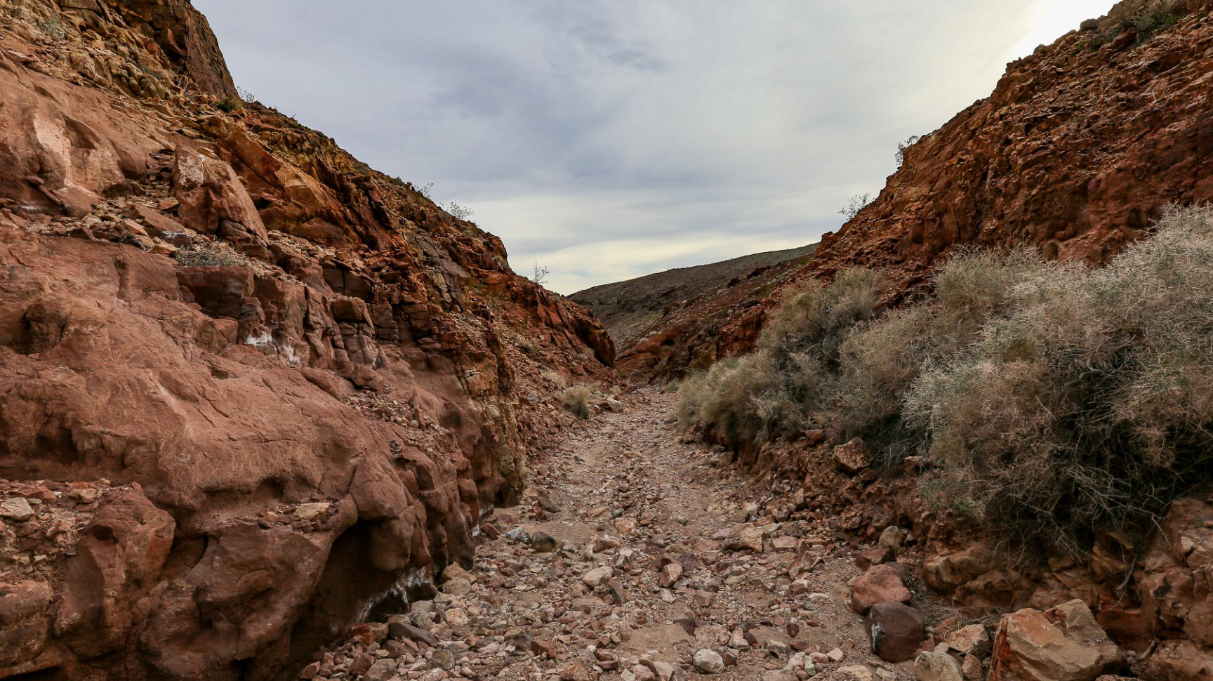 Odessa Canyon Hike