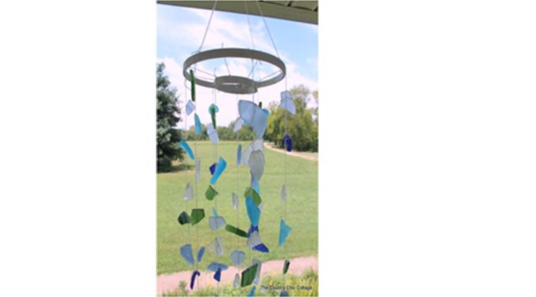 Kids Crafts Wind Chimes