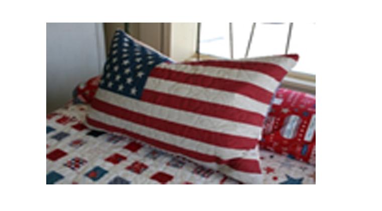 Make a Flag Pillow
