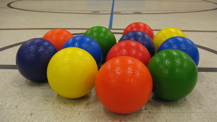 Youth Sports Dodgeball