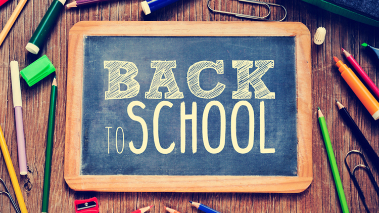 Back to School Dash!