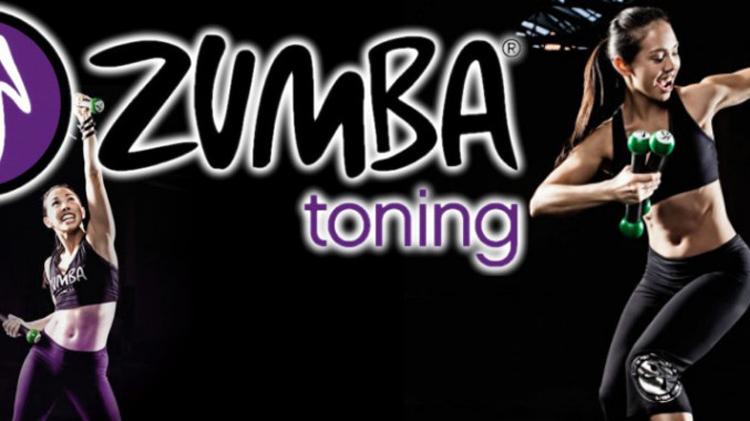 Zumba Toning w/Shak