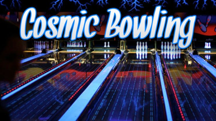 Cosmic Bowling Night