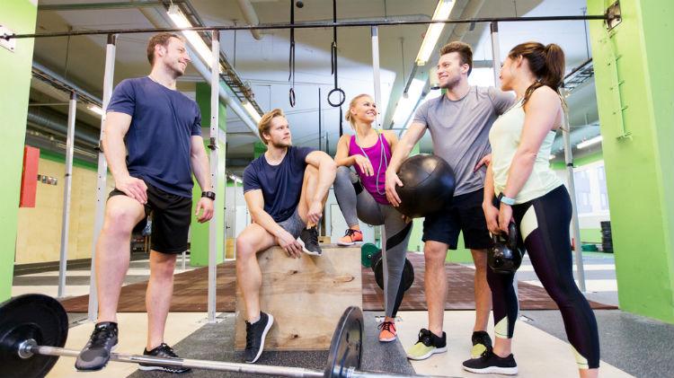 Fitness Resolution Fair