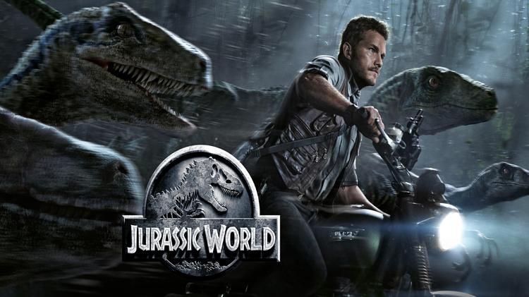 Summer Splash Friday Night Movie: Jurassic World