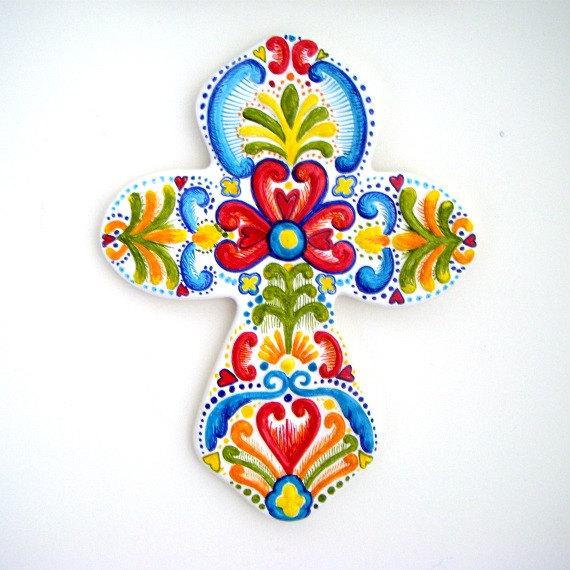 Celtic Cross Painting Class