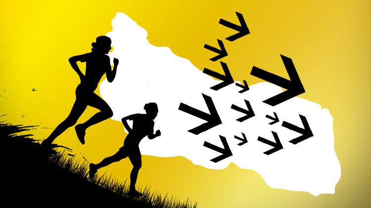 Mount Blackie Adventure Race