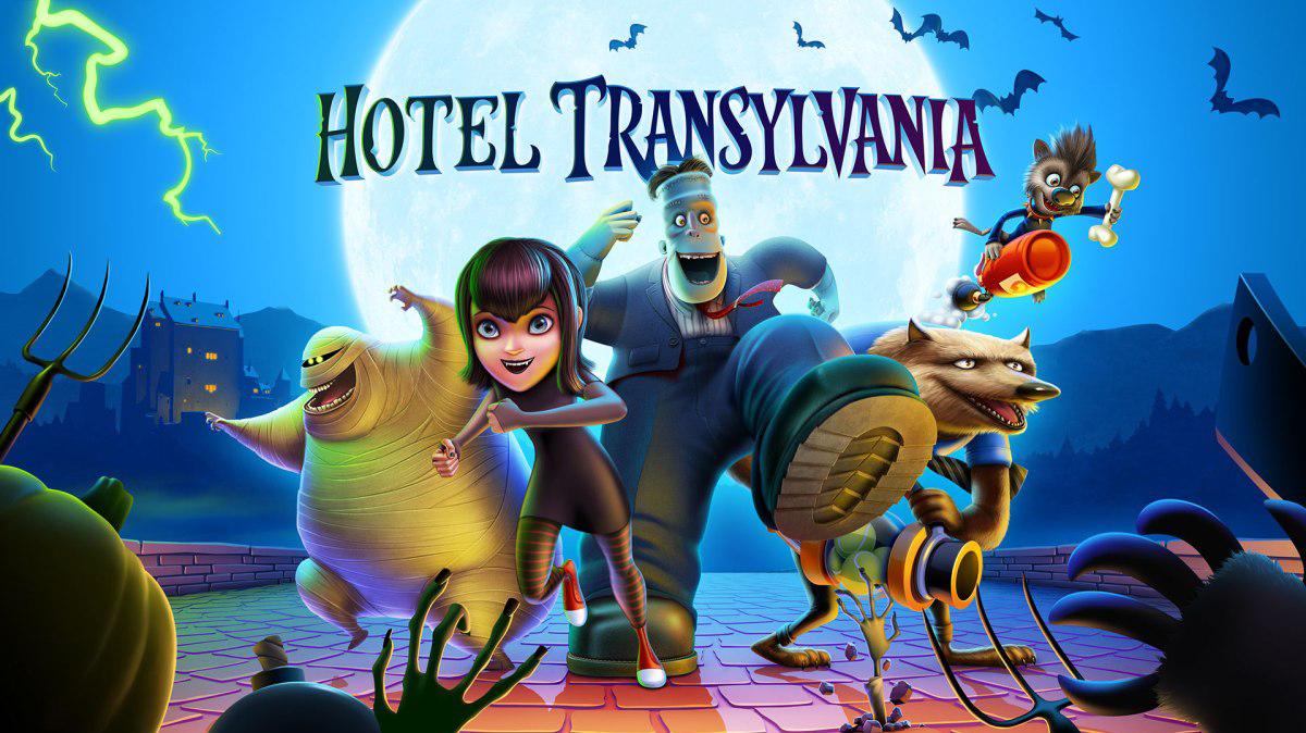 Kid's Movie Night - Hotel Transylvania