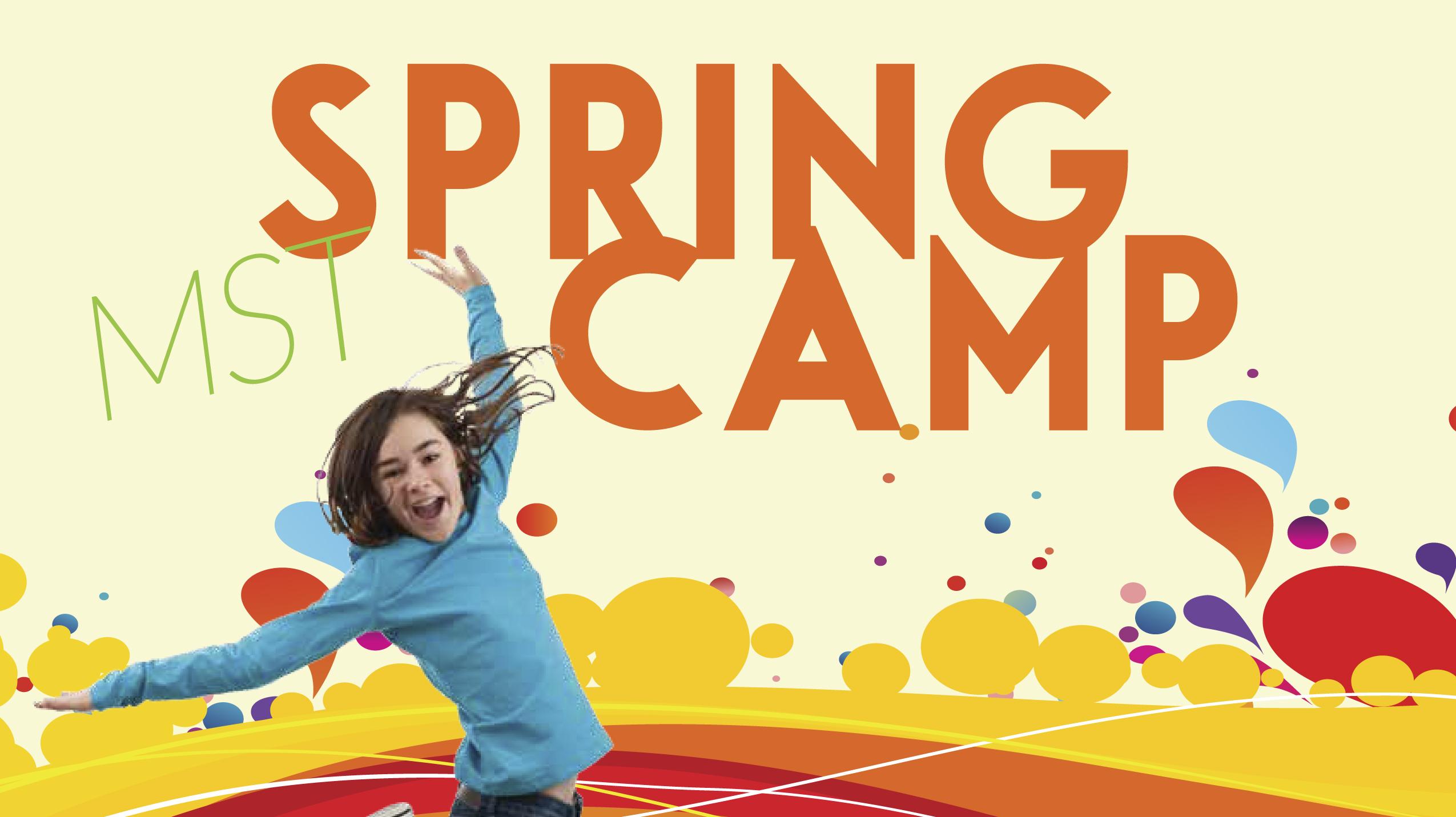 MST Spring Camp Registration Open