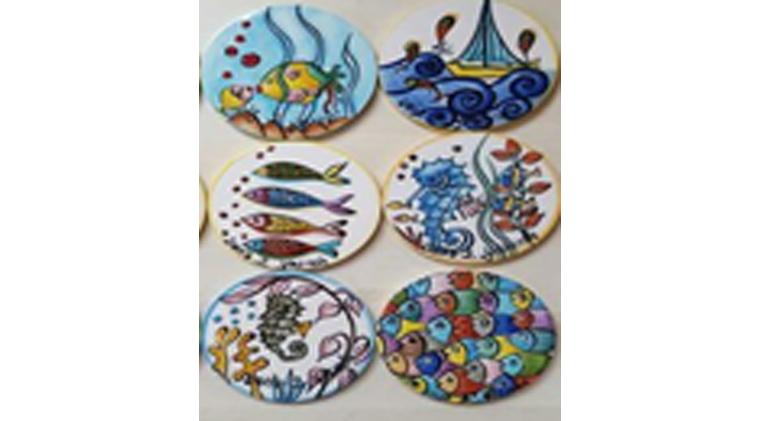Ceramic Coaster Class