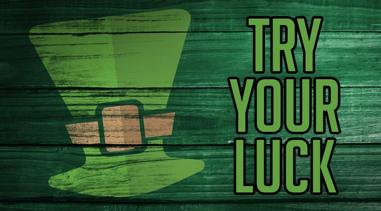 Luck Of The Leprechaun WOD