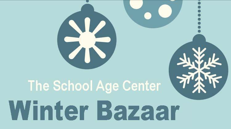 SAC Winter Bazaar