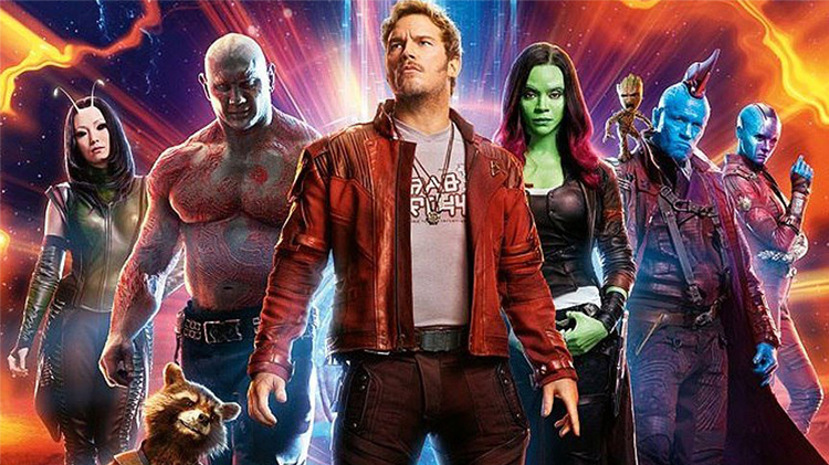Summer Splash Friday Night Movie: Guardians of the Galaxy Vol.2