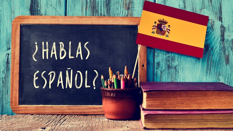 Learning Spanish Workshop