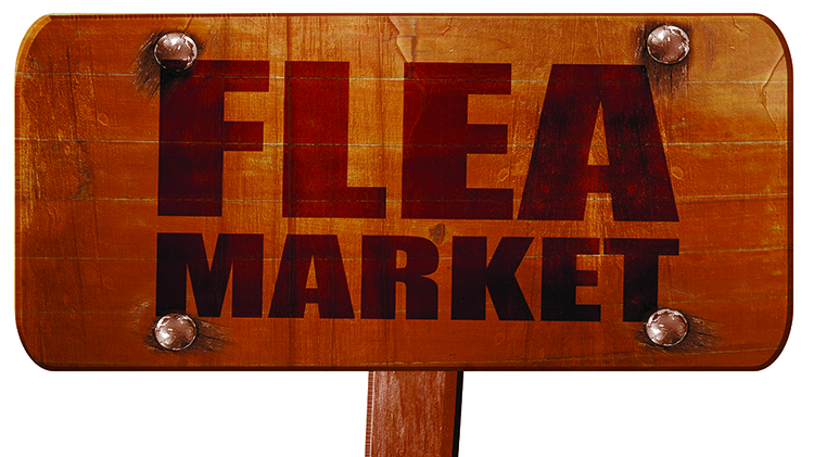 Fall Flea Market