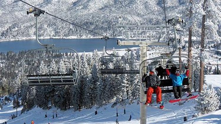 Big Bear Ski Shuttle