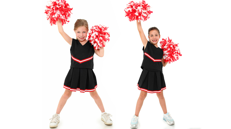 Youth Cheerleading Registration