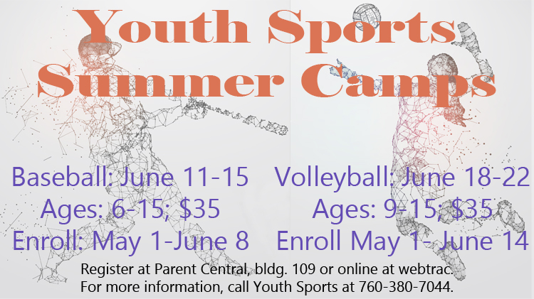 Youth Sports Summer Camps