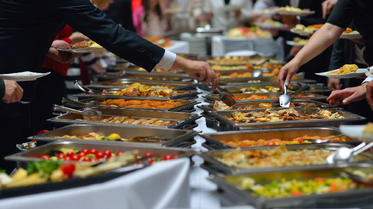 Venue Rental and Catering