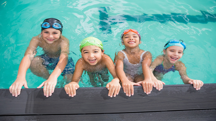 Youth Instructional Swim Program