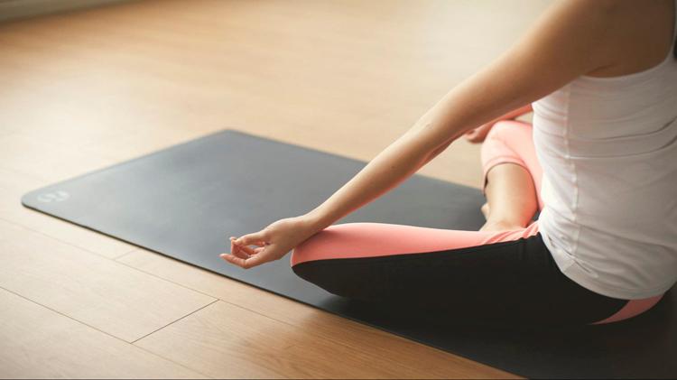 Yoga w/Oksana