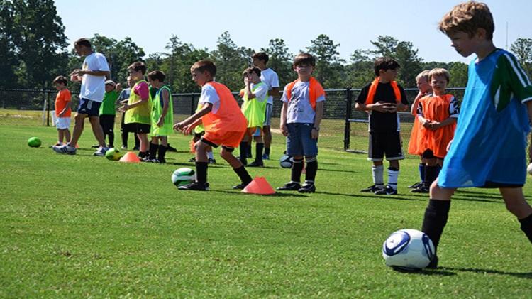 International Soccer Camp
