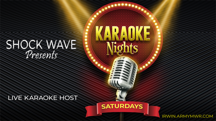 Shock Wave Karaoke Nights