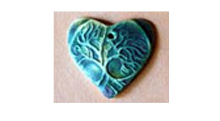Craft Ceramic Pendent
