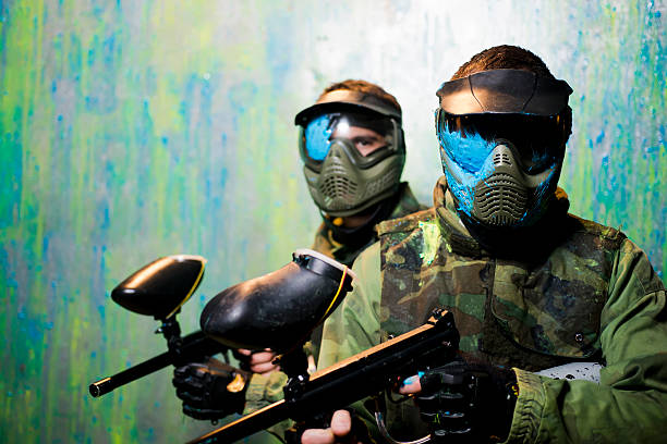 Open Paintball