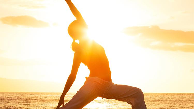 Yoga with Oksana