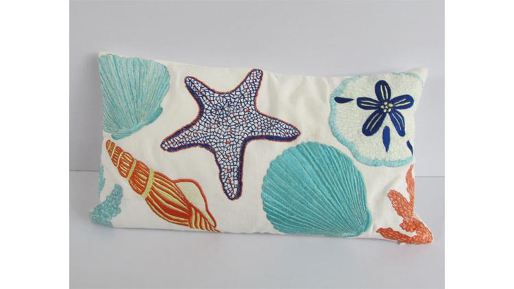 Craft Class - Beach Theme Pillow