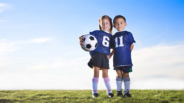 Enrollment for Outdoor Soccer and Run Club