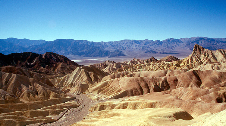 Death Valley National Park Camping Trip