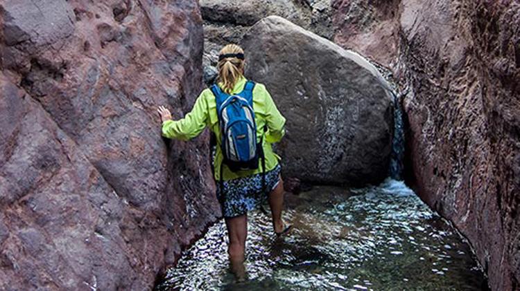 Arizona Hot Springs Hike
