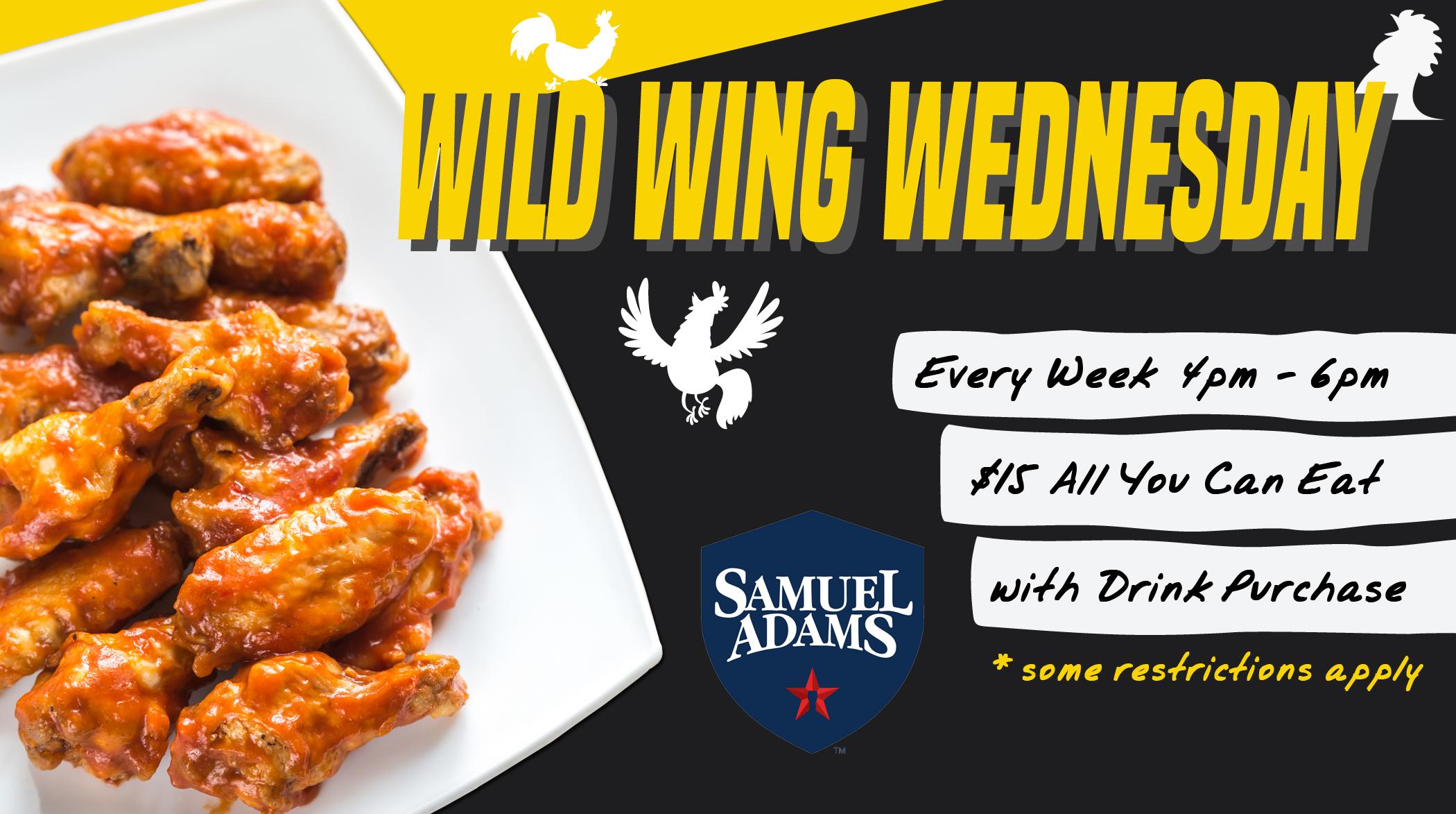 Wild Wing Wednesday