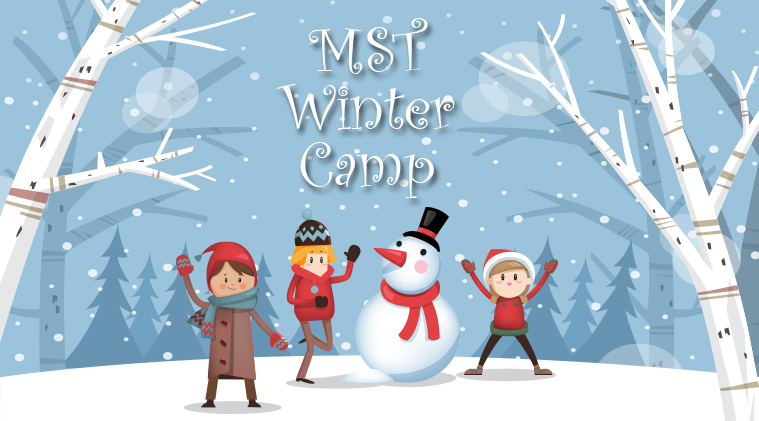 Middle School Teens Winter Camp