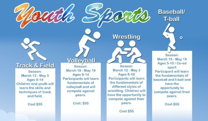 Spring Youth Sports