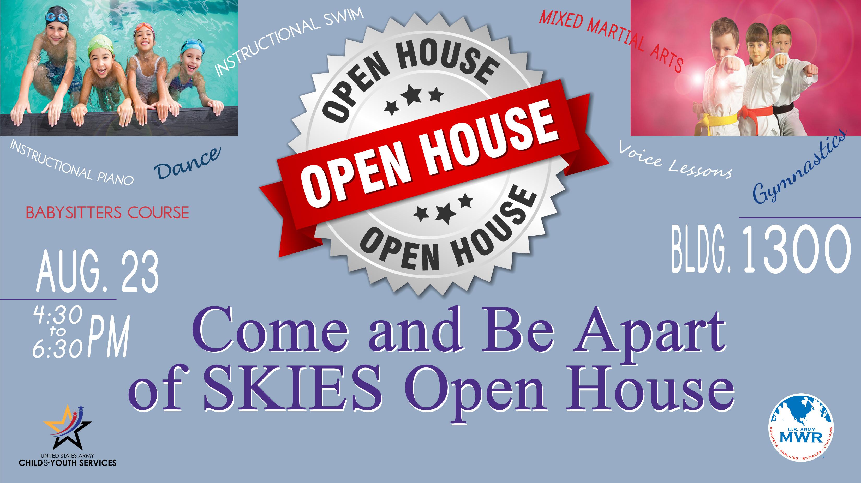 SKIES Open House