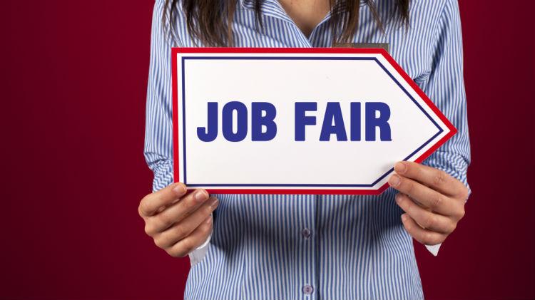 Fort Irwin Job Fair