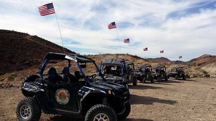 Calico Mountains Desert Discovery